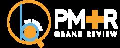 Physical Medicine and Rehabilitation Qbank Review Logo